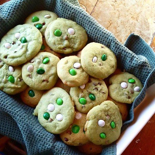 st patricks day cookies 2
