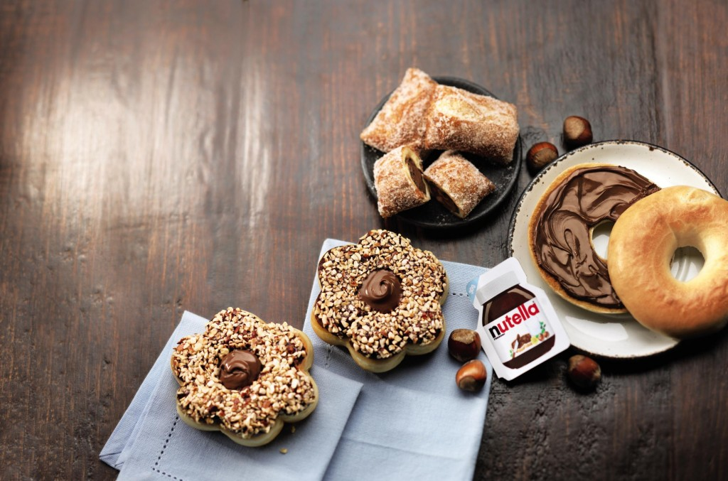 TIM HORTONS AND NUTELLA®