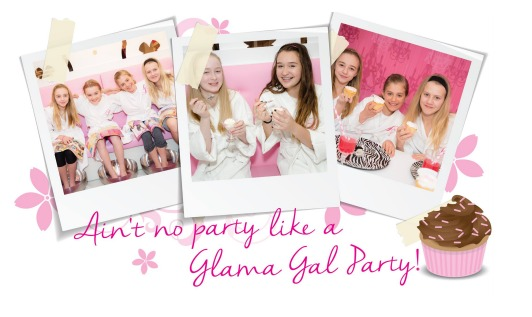 glama gal party