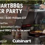 BBQ Season & the #CuisinartBBQs Twitter Party!
