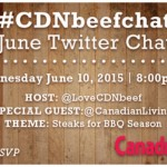 Canadian Beef Twitter Chat! #CDNbeefchat