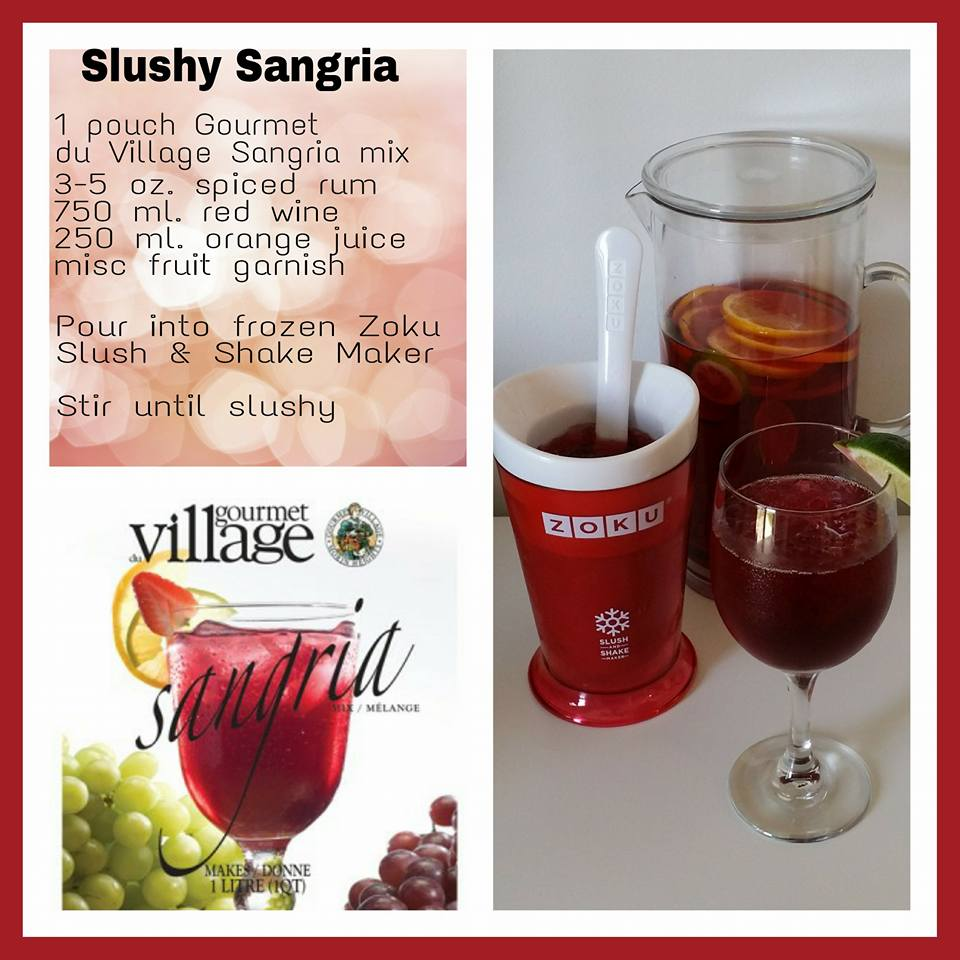 slushy sangria