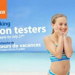 Sunwing is in search of their new Kidcation Tester!