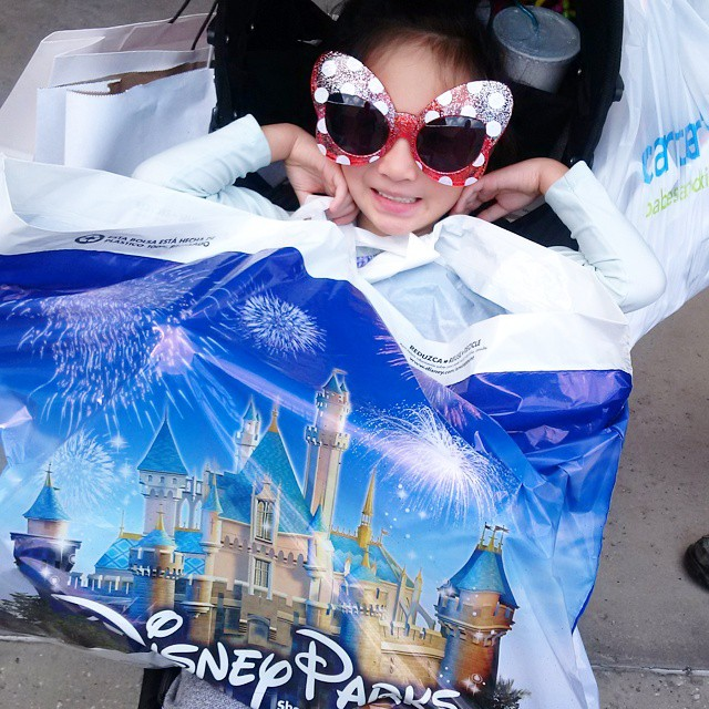 Disney Shopping 2015