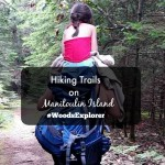Hiking Trails on Manitoulin Island #woodsexplorer