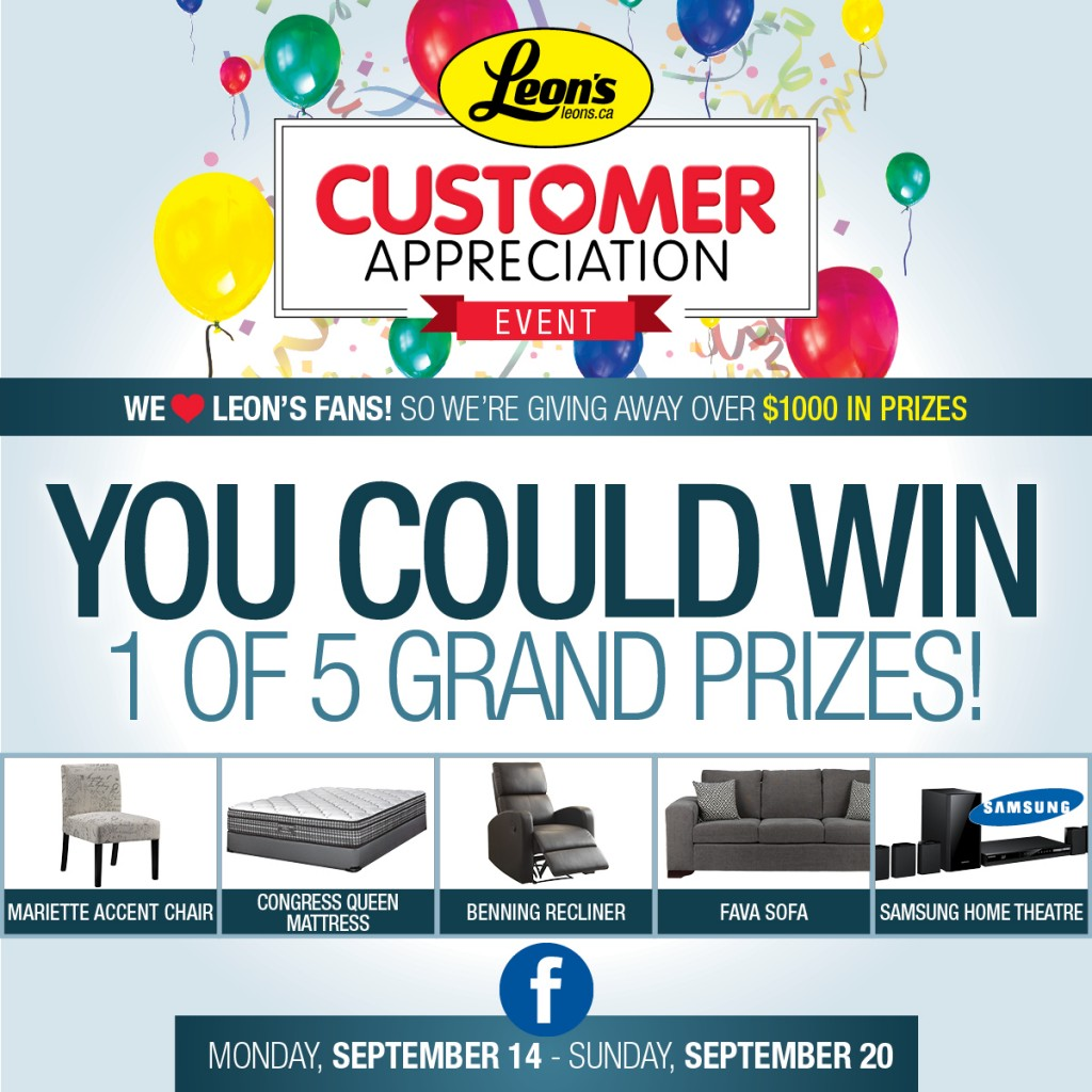 Leons CAE_FBSweepstakes_1200x1200-1024x1024