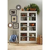 canvas large stacked pantry