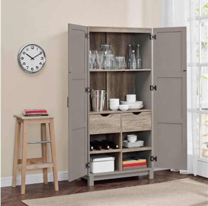 canvas multi purpose storage pantry