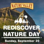 On September 20th, Rediscover Nature