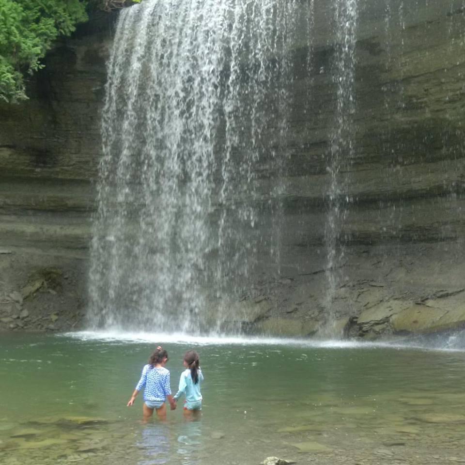rediscover nature falls