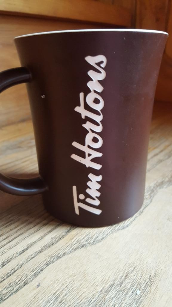 tims coffee day
