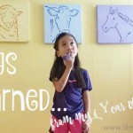 Things I Learned From My Six Year Old
