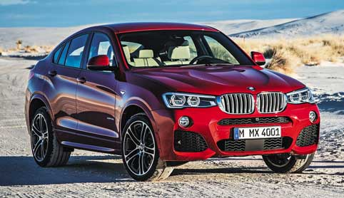 vehicles-bmwx4