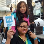 WE Day: We Are All Connected In Our Journey from Me to We #WeDay