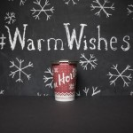 Spreading Holiday Cheer with some #WarmWishes!