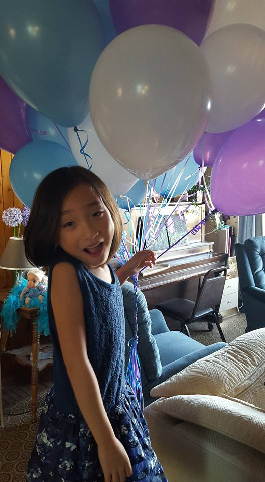 frozen birthday girl 1