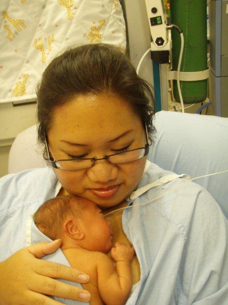 preemie 1 month