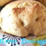 Kitten-Inspired Dinner Rolls