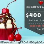 #MySweetValentine PayPal Giveaway {Open Worldwide}