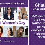 Lead With Passion and Purpose ~ #MoreBizWomen Twitter Chat with @StaplesCanada