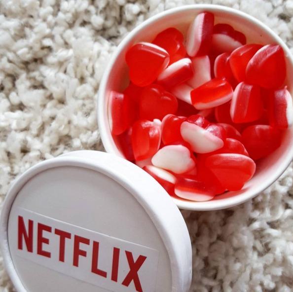 netflix valentine