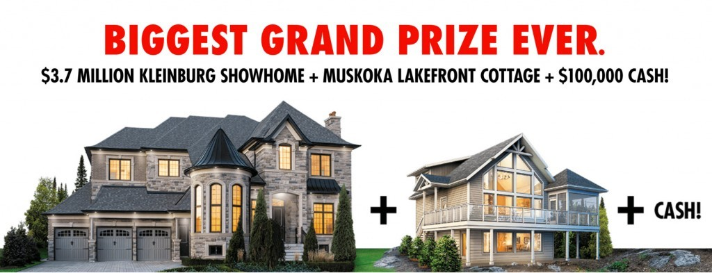 Hospital Research Home Lottery  Winners