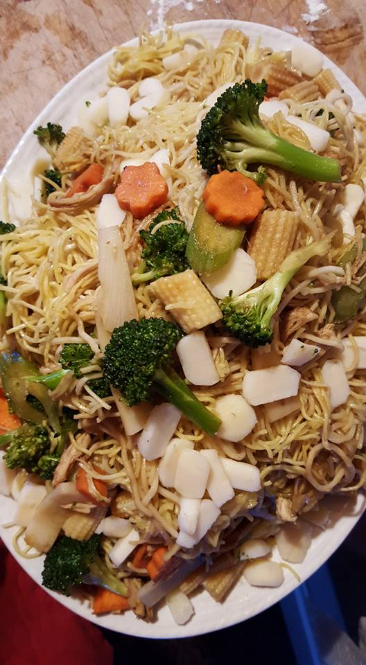 year of the monkey chow mein