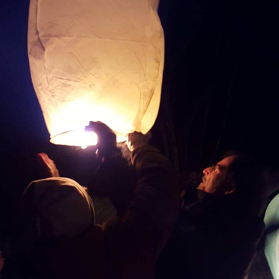year of the monkey lanterns