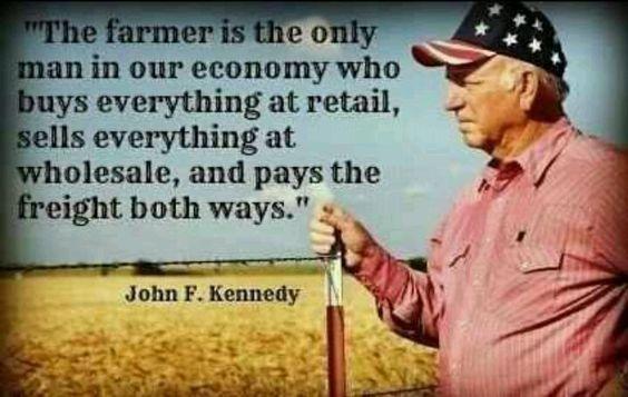 farming quote