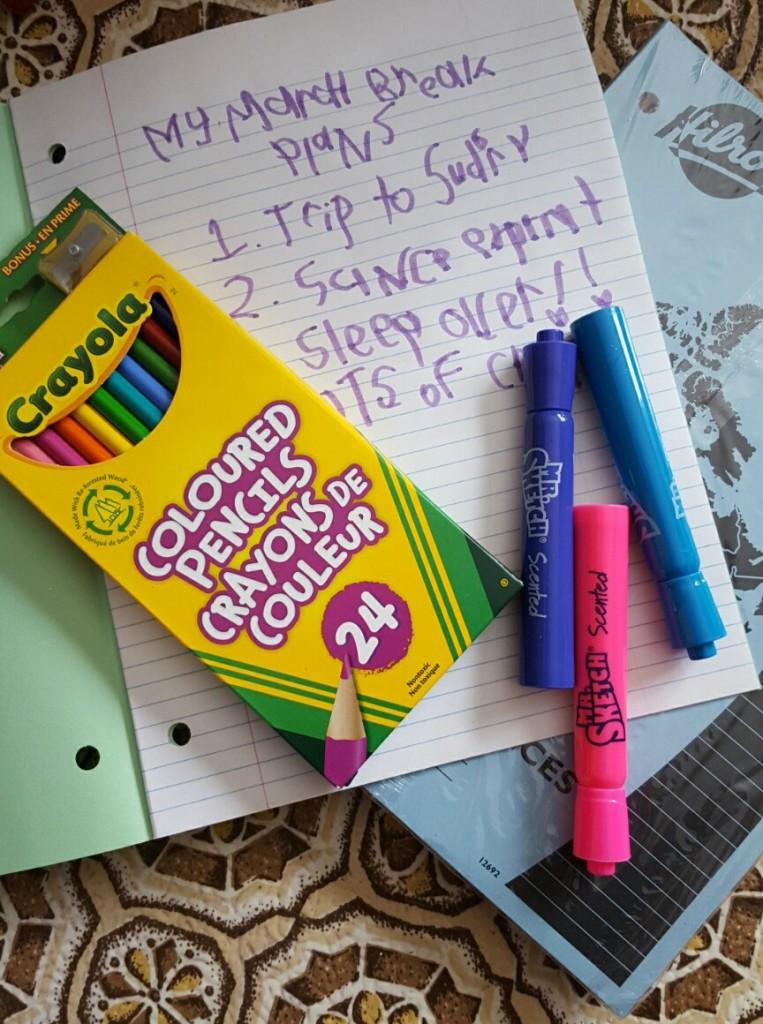 march break craft ideas