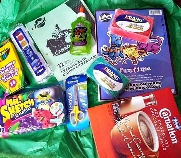 march break craft supplies