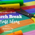 March Break Craft Ideas