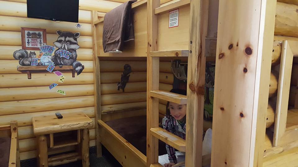 Great Wolf Lodge Niagara Kids Cabin