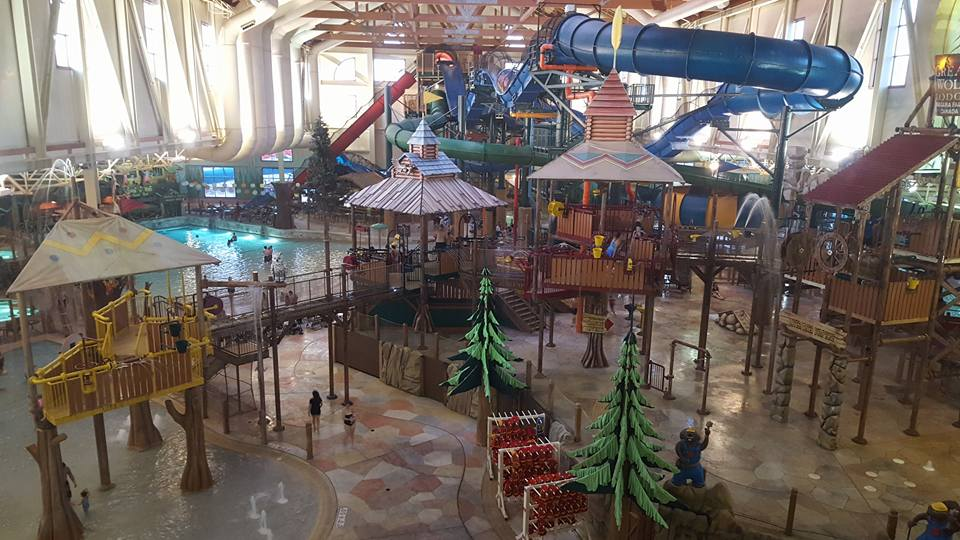 Great Wolf Lodge fun