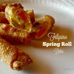 Filipino Spring Roll Bites