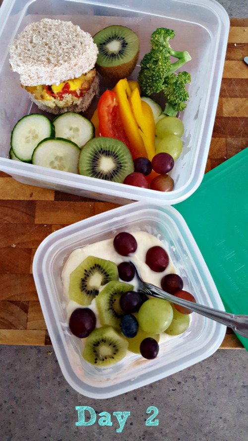 back to school lunches 2