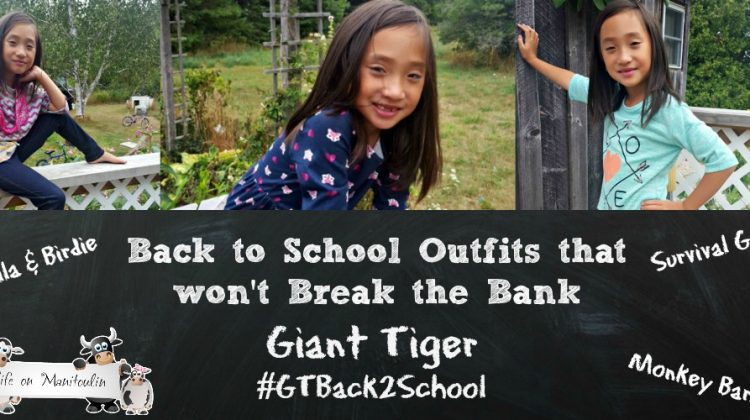 Back to School Outfits That Won't Break the Bank!