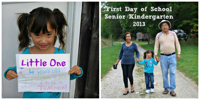 first day of school SK 2013
