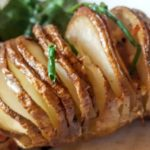 Hasselback Potatoes – Another Family Favourite