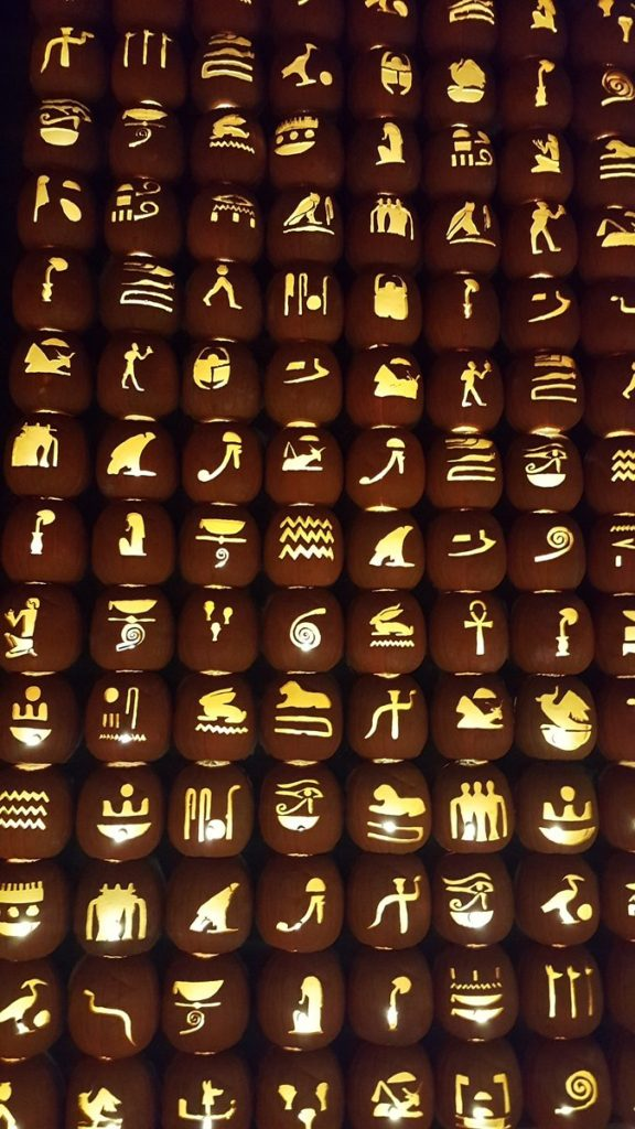 dynamic-earth-halloween-hieroglyphics