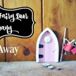 Cultivate Imagination & Creativity ~ Irish Fairy Door Giveaway