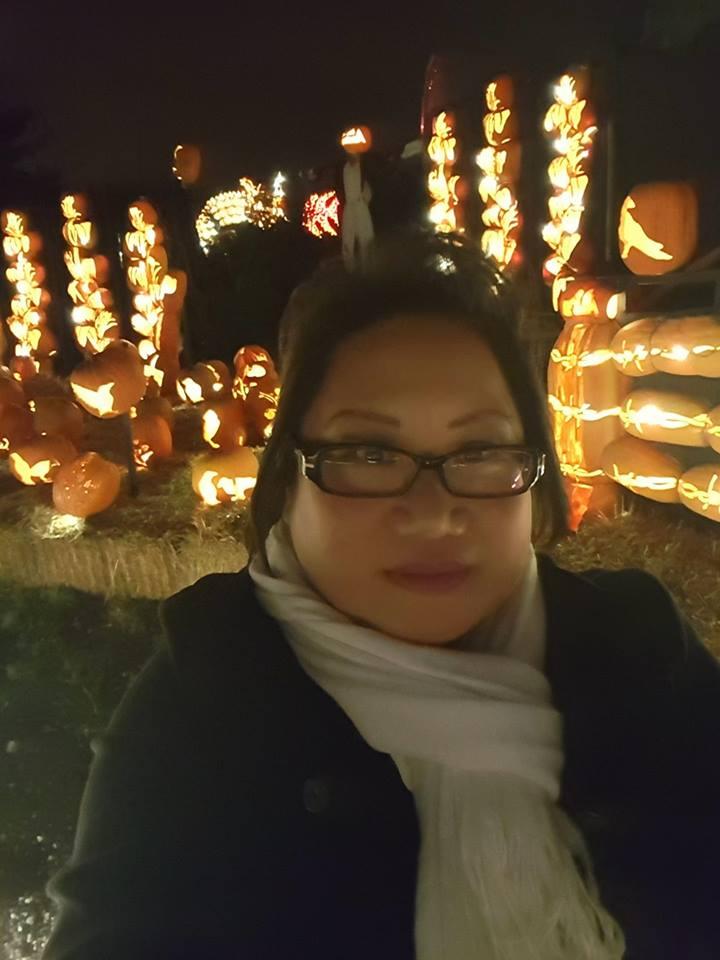 pumpkinferno-selfie