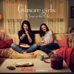Coundown for Gilmore girls: A Year in the Life! #StreamTeam