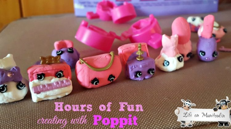 Hours of FUN Creating with Poppit!