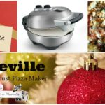 Celebrate with a Slice this Holiday! Breville Canada Crispy Crust Pizza Maker Giveaway