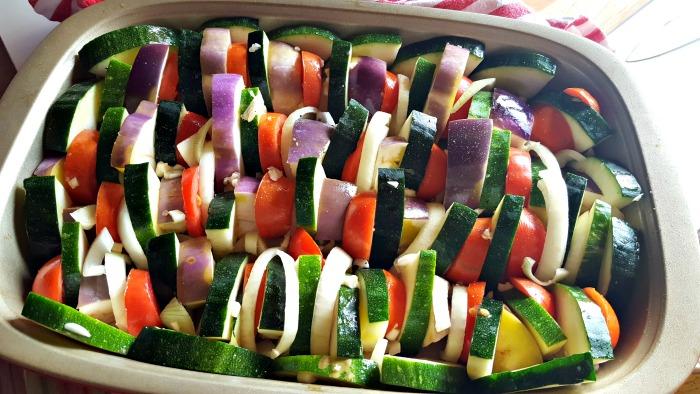 layered-eggplant-zucchini-tomato-gratin-bake