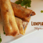 Lumpiang Shanghai ~ Filipino Spring Roll Recipe