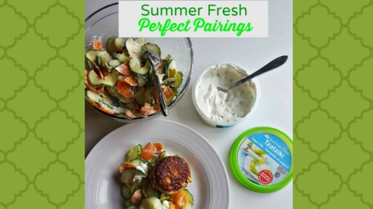 Perfect Pairings this Canada Day! #PerfectPairings #SummerFresh #Canada150