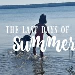 Last days of summer #LetsLiveBig