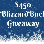 Holiday Cash Giveaway #BlizzardBucks